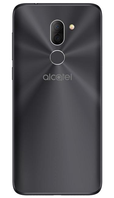 Foto de Alcatel 3X Negro