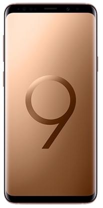 Foto de Samsung Galaxy S9 Gold