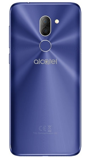 Foto de Alcatel 3X Azul