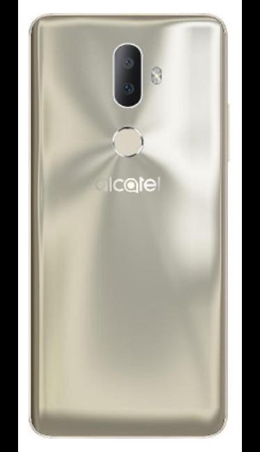 Foto de Alcatel 3X Metal Gold