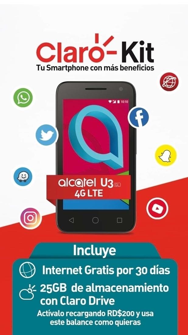 Compra tu Alcatel Pixi 4 con más beneficios