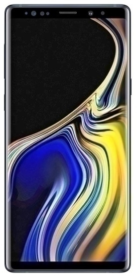 Foto de Samsung Galaxy Note9 Blue