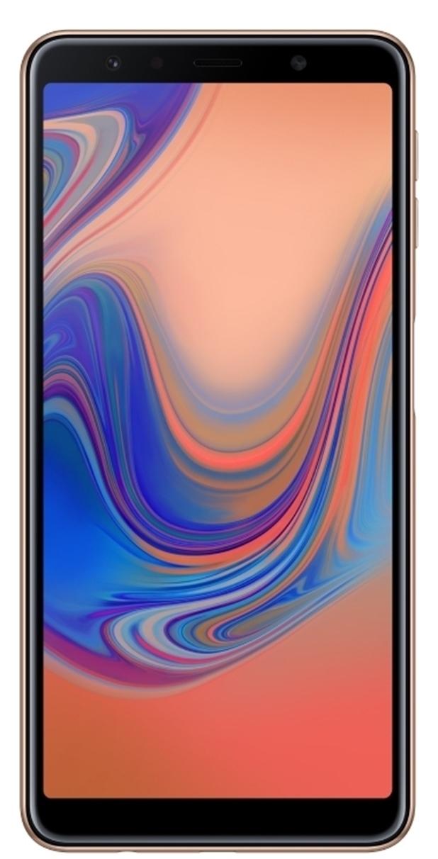 Samsung Galaxy A7 2018 64GB Gold