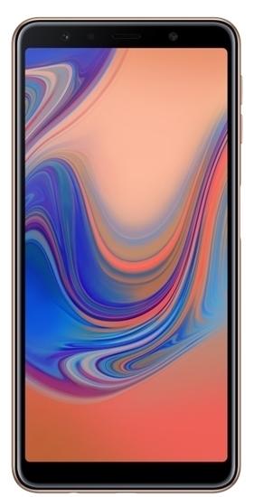 Foto de Samsung Galaxy A7 2018 64GB Gold