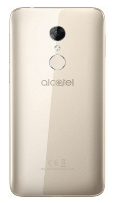 Foto de Alcatel 3 Gold