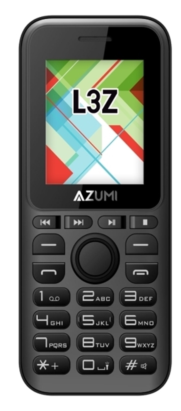 Azumi L3Z Black 2G