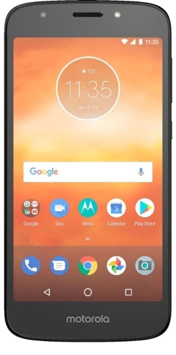 Motorola E5 Play Black