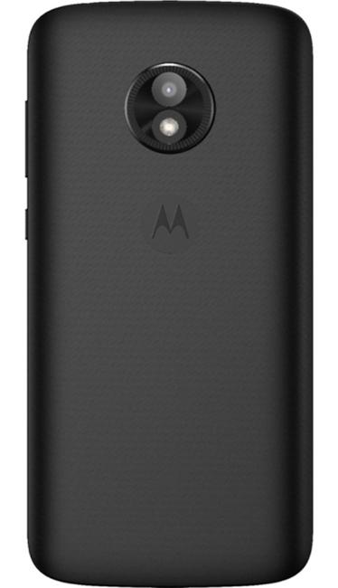 Foto de Motorola e5 Play Black