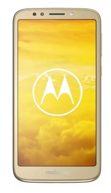 Foto de Motorola e5 Play Gold