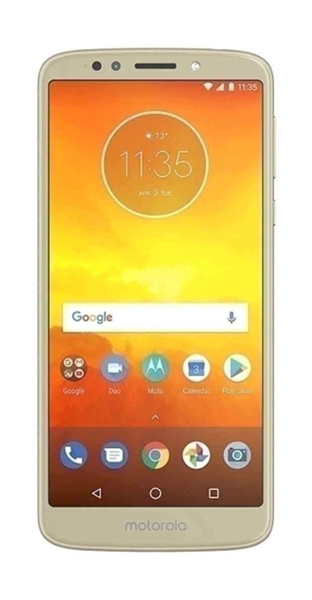 Motorola E5 Gold