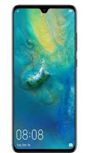 Foto de Huawei Mate 20 Pro Black