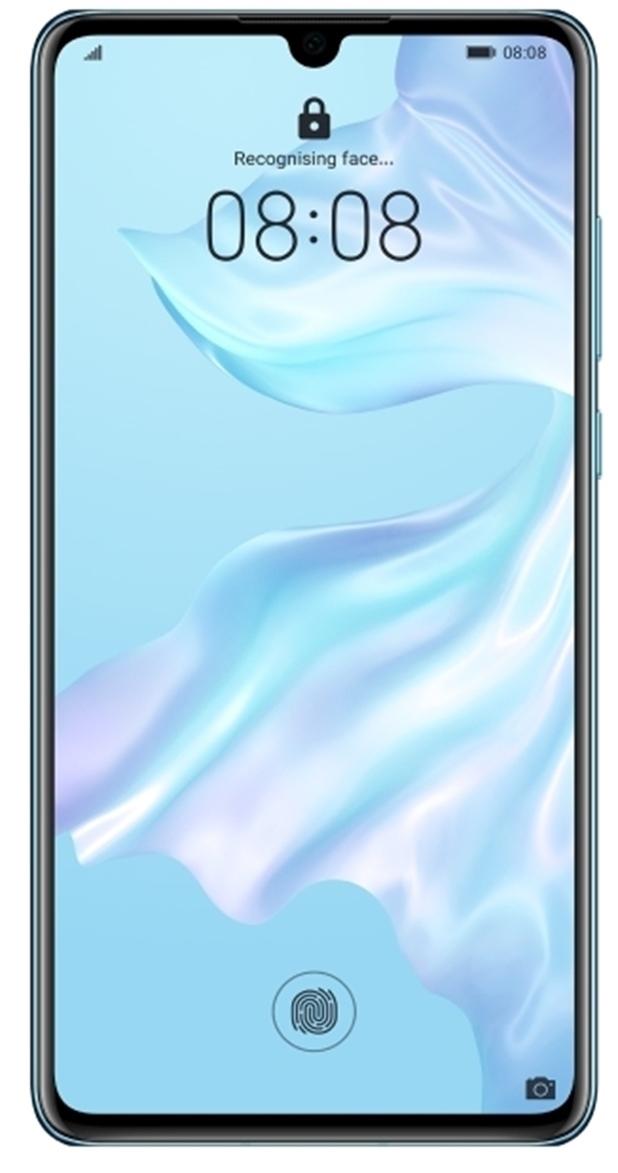Huawei P30 Blue