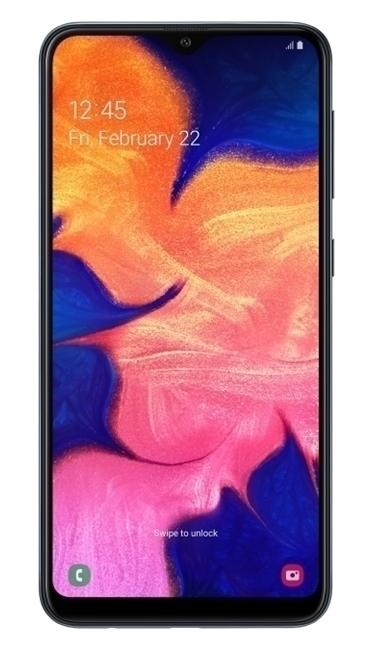 Foto de Samsung Galaxy A10 Black