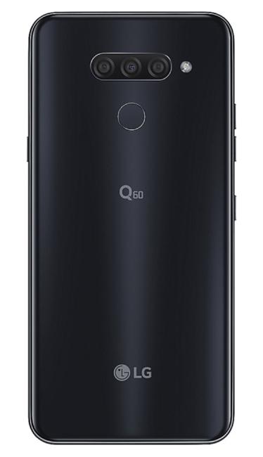 Foto de LG Q60 Black