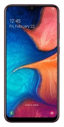 Foto de Samsung Galaxy A20 Red
