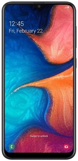 Foto de Samsung Galaxy A20 Blue