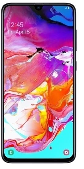 Foto de Samsung Galaxy A70 Black