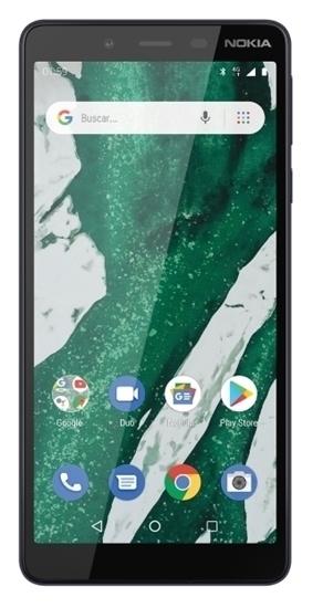 Foto de Nokia 1 Plus Black