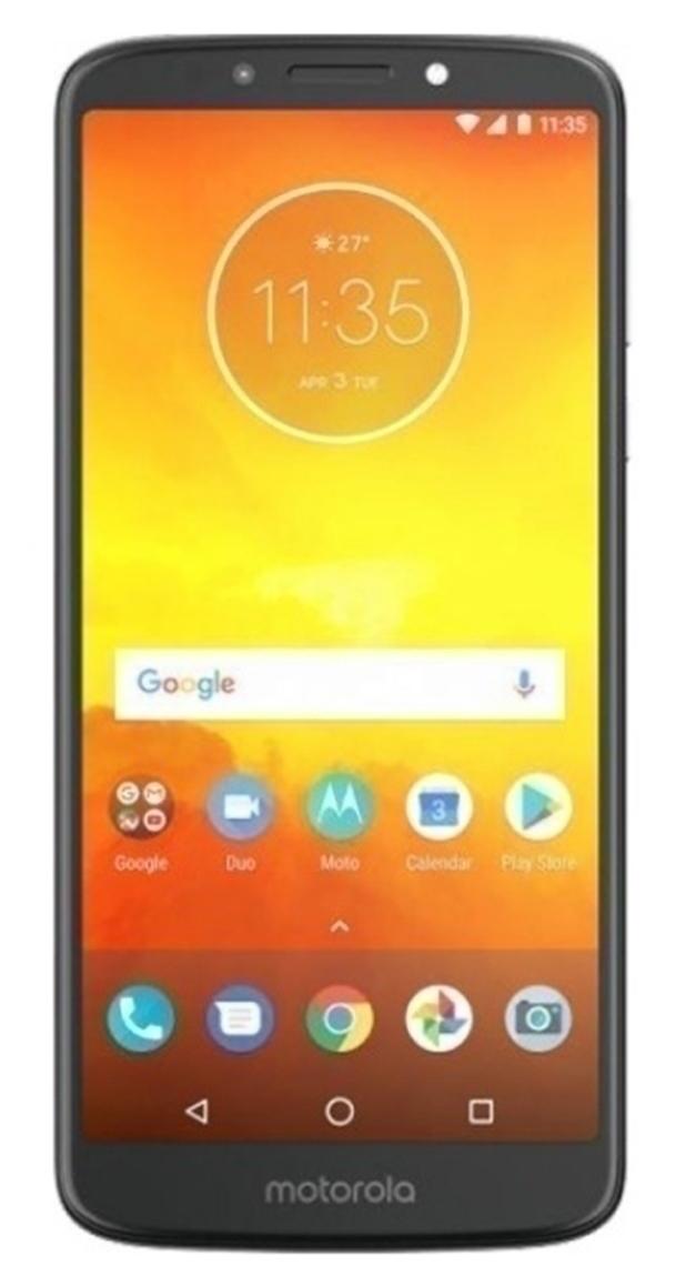 Motorola E5 Gray