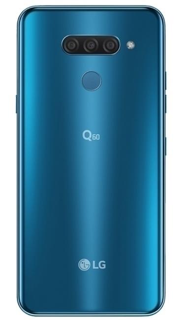 Foto de LG Q60 Blue