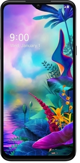 Foto de LG G8X ThinQ Black