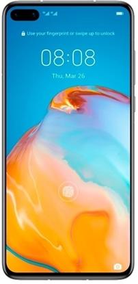 Foto de Huawei P40 Silver Frost