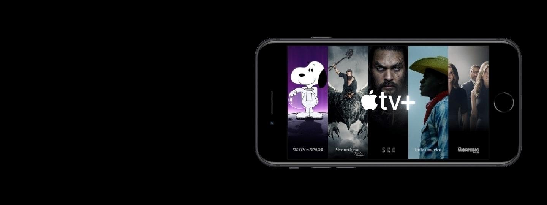 un año gratis de Apple TV+