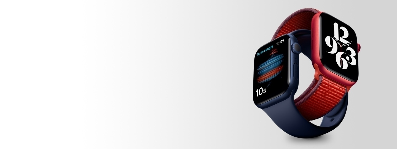 Apple Watch Serie 6 con Claro Sync